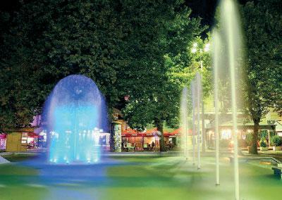 Централен фонтан гр. Хасково