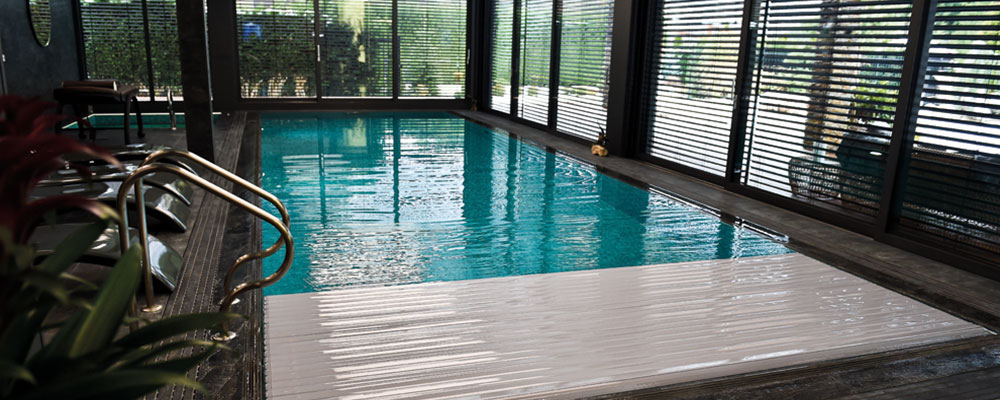 изграждане на басейни