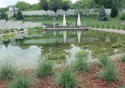 Био басейн – Частен клиент