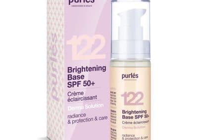 122 Освежаващ слънцезащитен крем SPF 50+