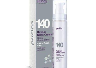 140 Нощен крем с Ретинол Retinol Night Cream 0,5%